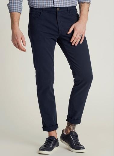 People By Fabrika 5 Cep Pantolon Lacivert